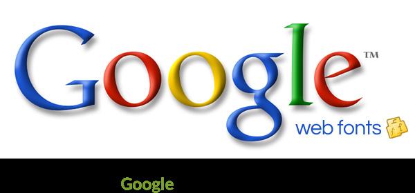 Añadir fuentes de Google Web Fonts