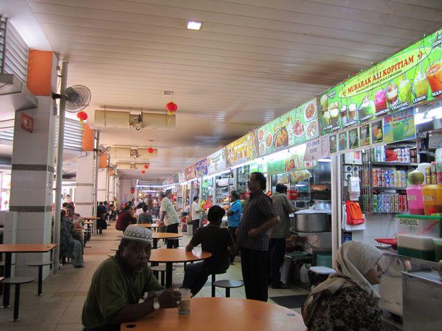 Review Prata Saga Sambal Berlada Stall Little India Tekka Market