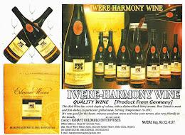 Iwere-Harmony Wine