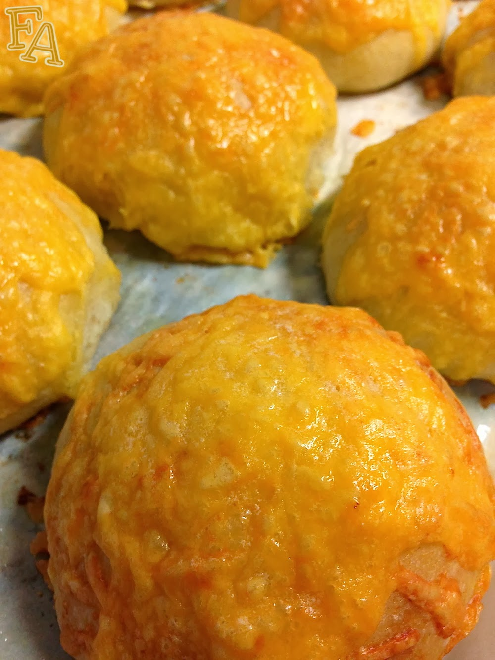 Fiction-Food Café: Cheese Buns from Catching Fire ...