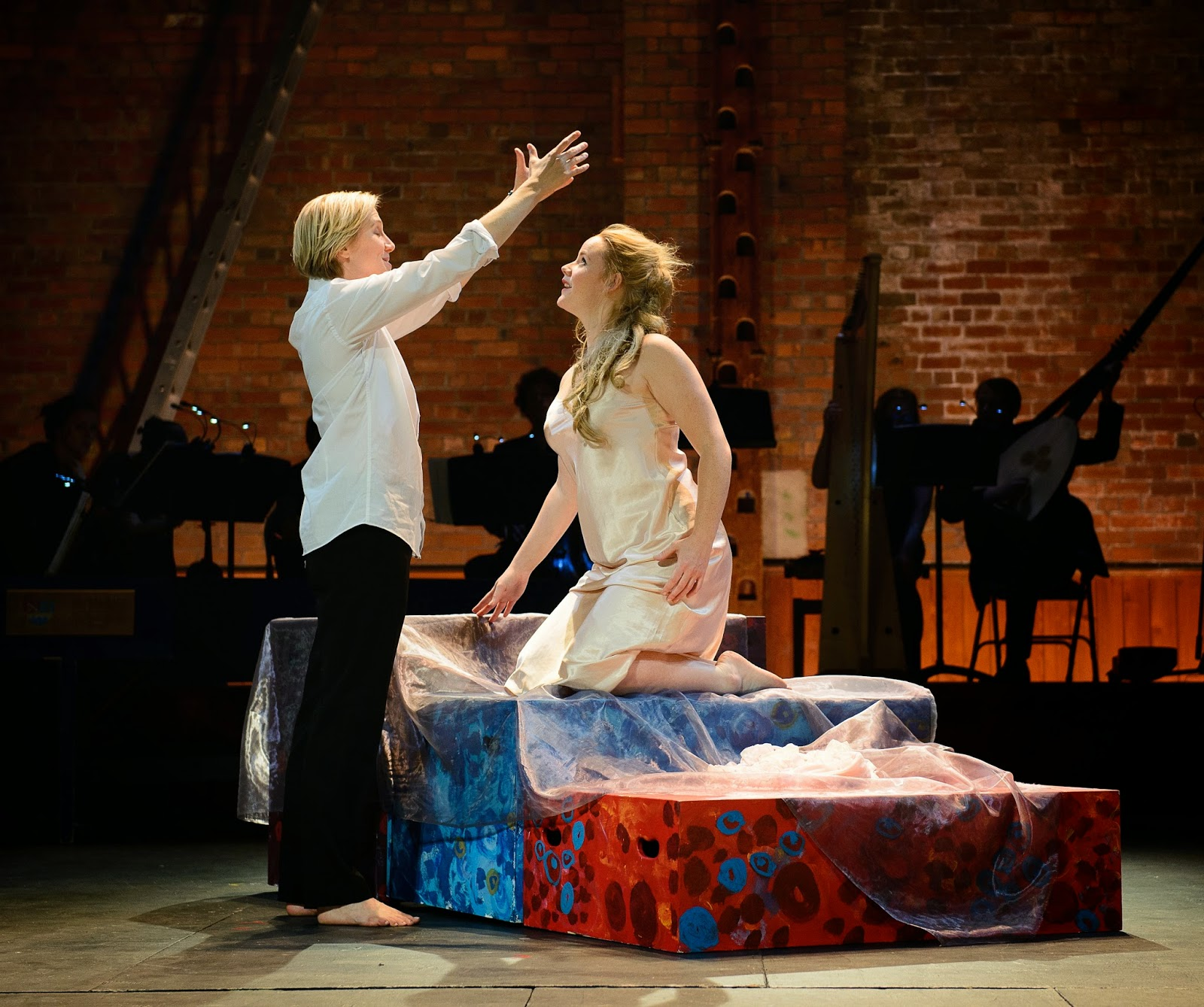 Ryedale Festival's production of The Coronation of Poppea