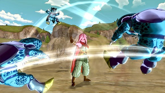 Dragon Ball Xenoverse Screenshot