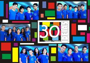 Equipes de trabalho da 30 Ideias PP