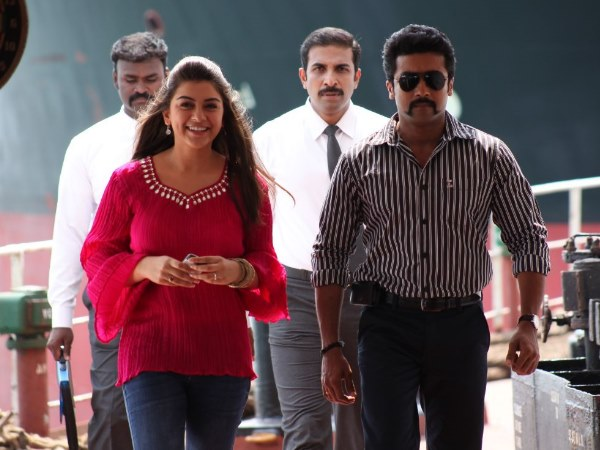 Singam 2 Latest Stills