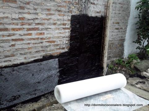 Solucionar problemas de humedad en mamposteria solicitada dormitorio ba o alero y placard - Impermeabilizante para paredes ...