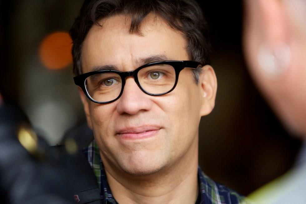 Fred Armisen Glasses