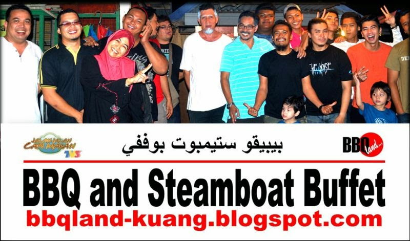 BBQland - BBQ and Steamboat Buffet