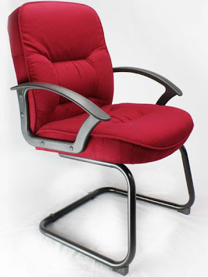 Bernard Fabric Visitors Chair from furniture123.co.uk