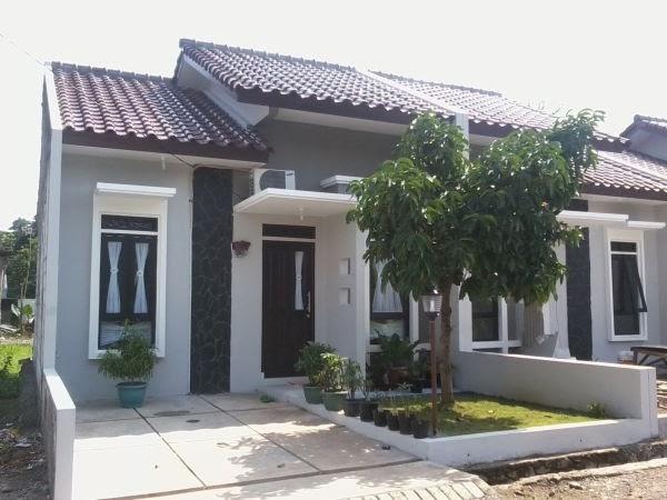 contoh gambar desain rumah minimalis type 36 terbaru rumah