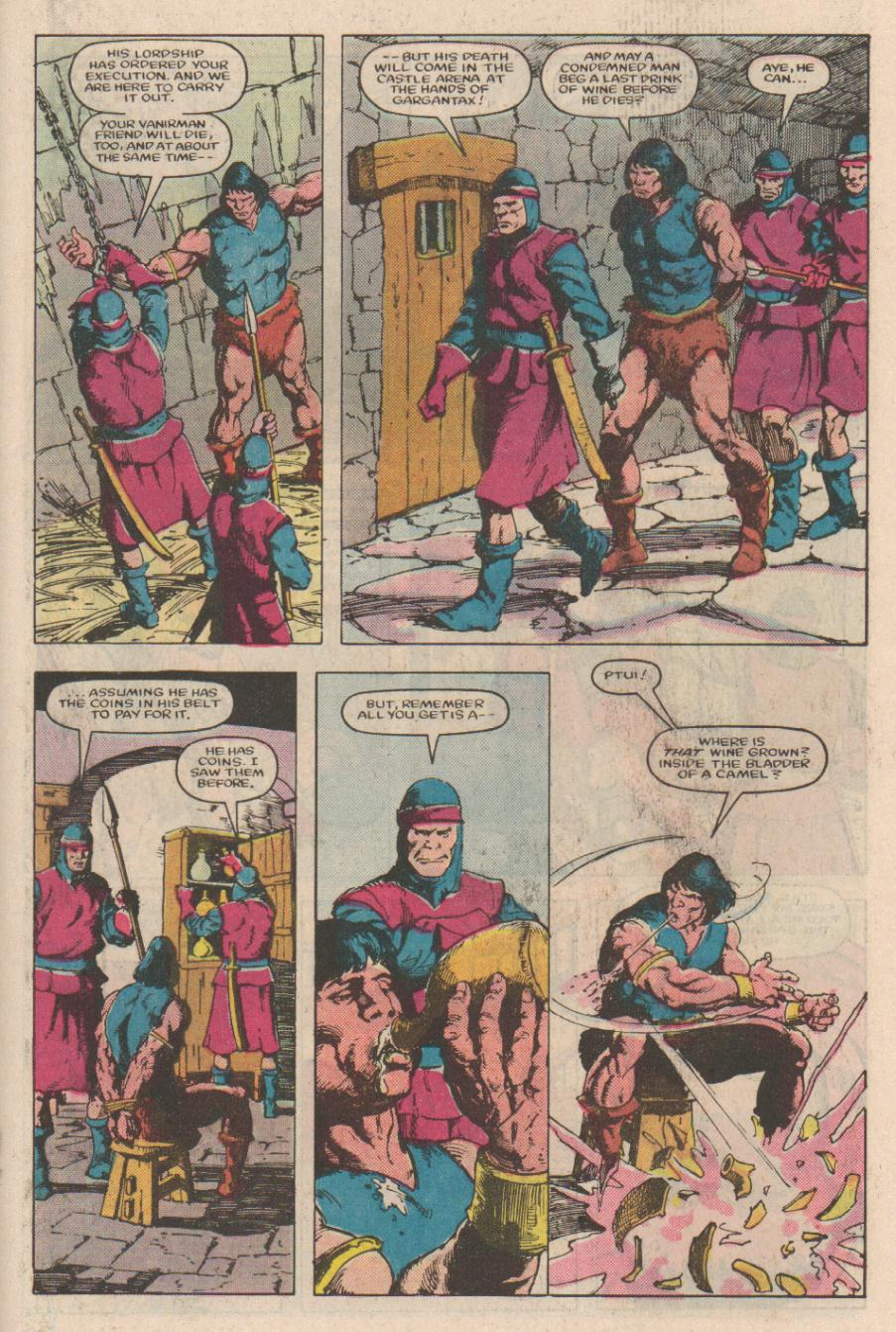 Conan the Barbarian (1970) Issue #166 #178 - English 14