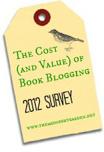 Stay tuned for the results of our Book Blogger Survey