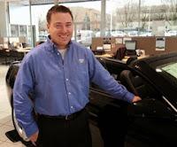 Heiser Chevrolet Service Manager Quinn Mihalski