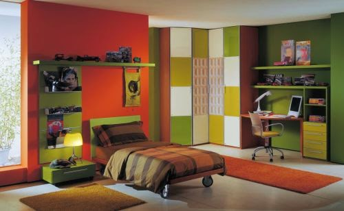 Boys Room Paint Ideas Pictures