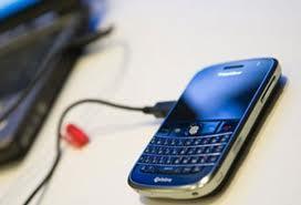 Trik Menjadikan Blackberry sebagai Modem