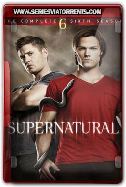 Supernatural 6ª - Torrent Blu-Ray (Oficial) Dublado (2010)