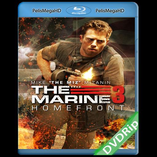 El Marino 3 (2013) DVDRip Español Latino