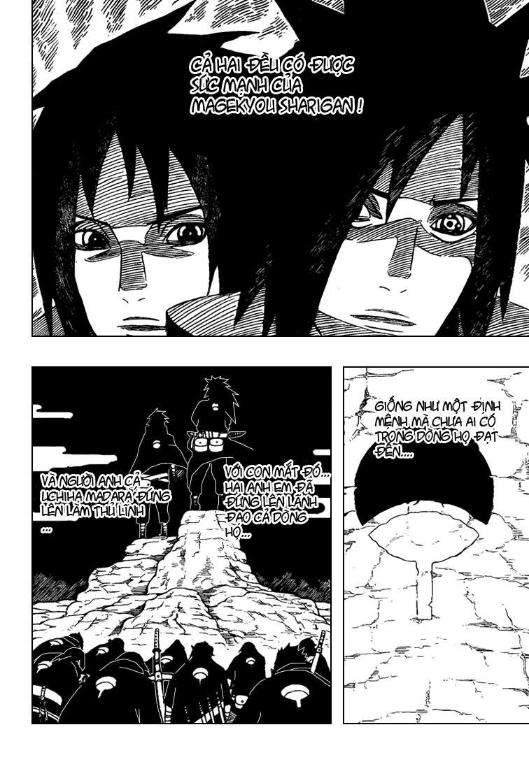 Naruto chap 386 Trang 6 - Mangak.info