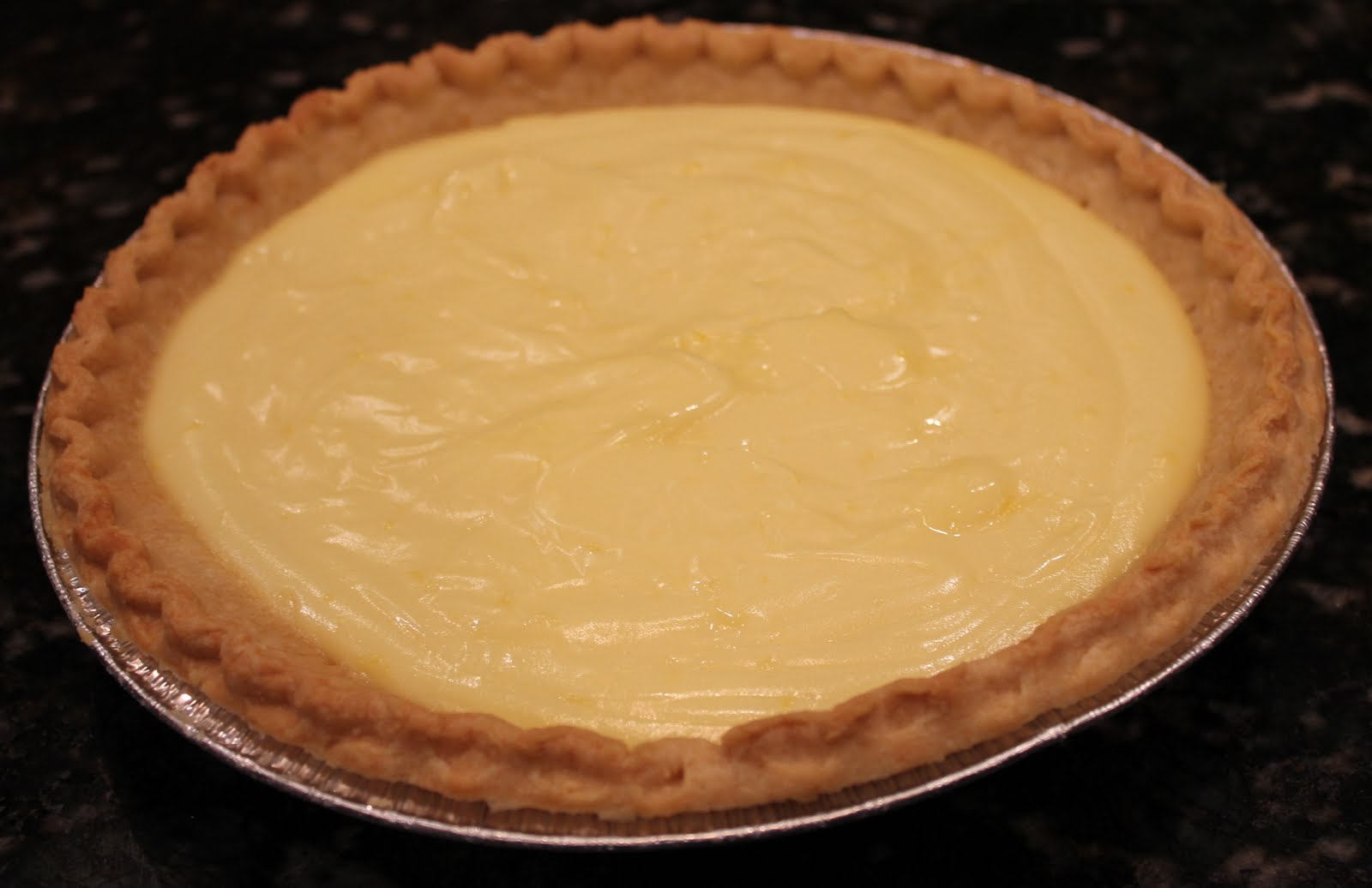 Lemon Ice Box Pie – Dallas Duo Bakes
