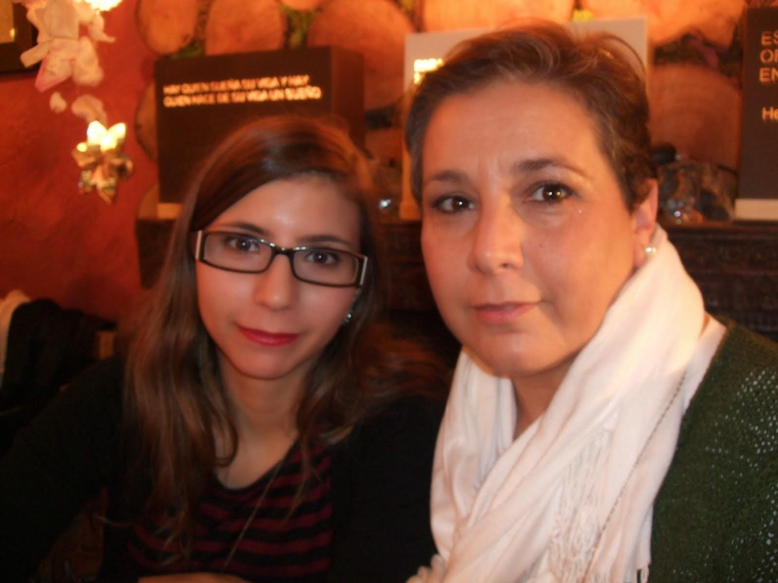 Nieves y Ana