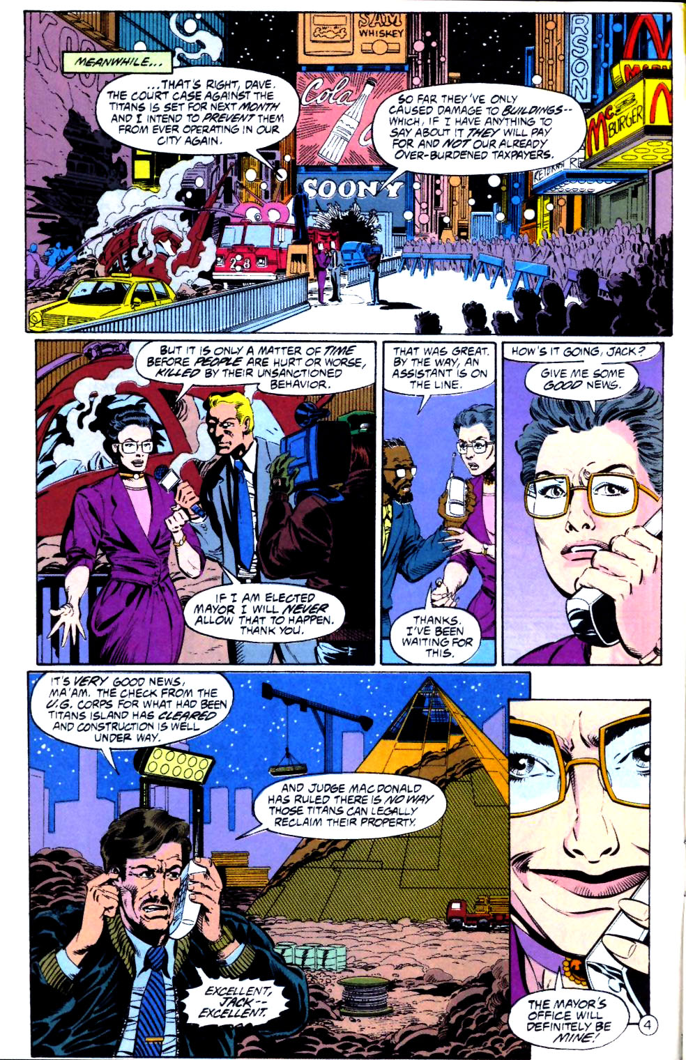 Deathstroke (1991) Issue #15 #20 - English 5