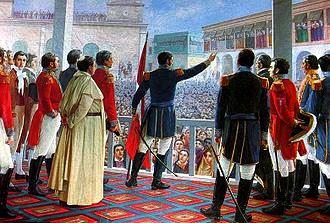 Día de la Proclamación de la Independencia del Perú