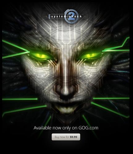 System Shock 2 GOG Edition Full PC