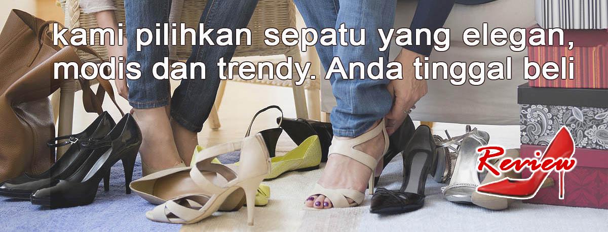 Review Sepatu Fashion Wanita