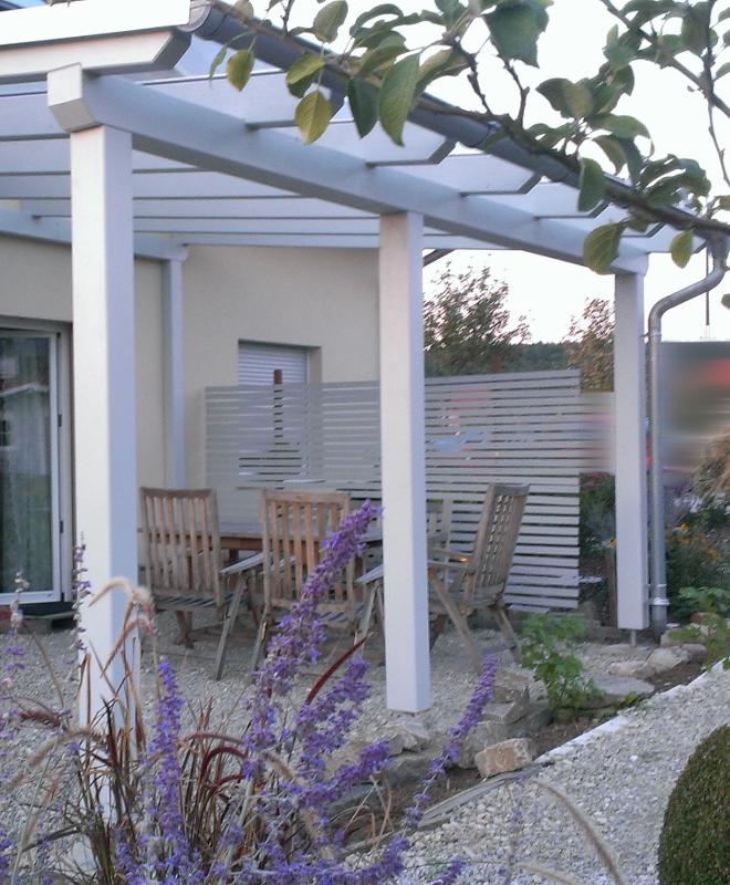 Do Mi s Garten Projekt Terrasse Terrassenplatten