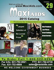 MaxiAids Product Catalog 2015