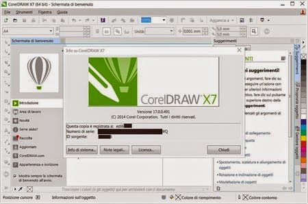 Download CorelDRAW Graphics Suite X7 v17.0.0.491 Full Keygen