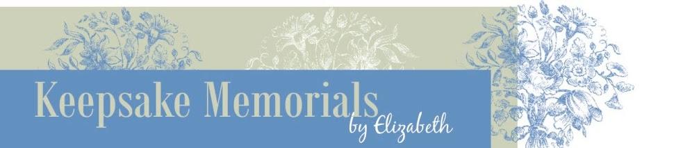 Keepsake Memorials