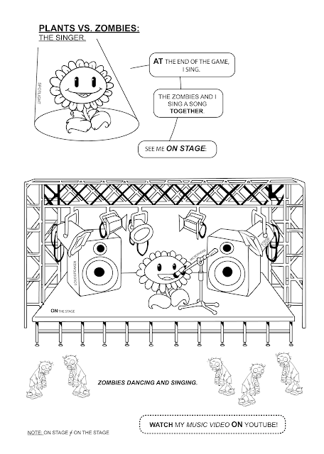 Coloring pages for learning English in context title=