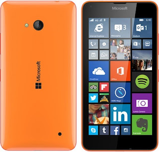 Spesifikasi Microsoft Lumia 640 Dual