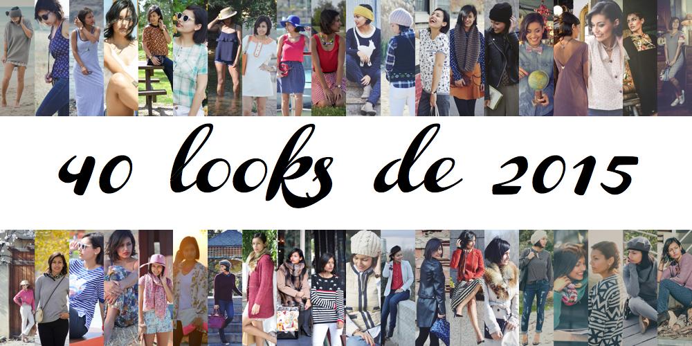 40 looks de 2015