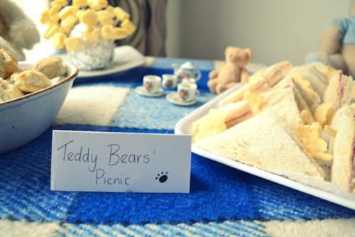baby-shower-ideas-teddy-bears-picnic