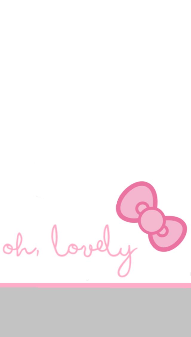 wallpaper iphone 5 pink kitty - photo #7