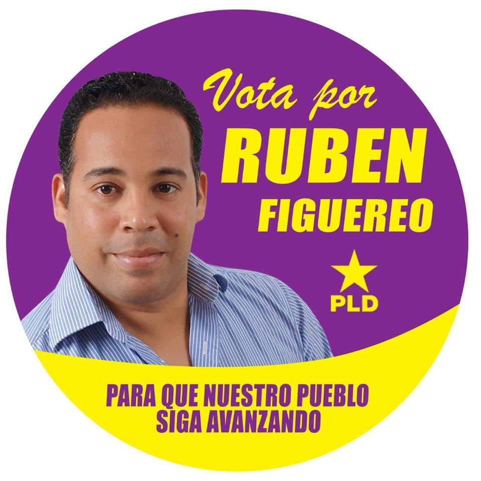 RUBEN FIGUEREO SIGUE, Director JM de Palo Alto PLD y aliados 2020-2024