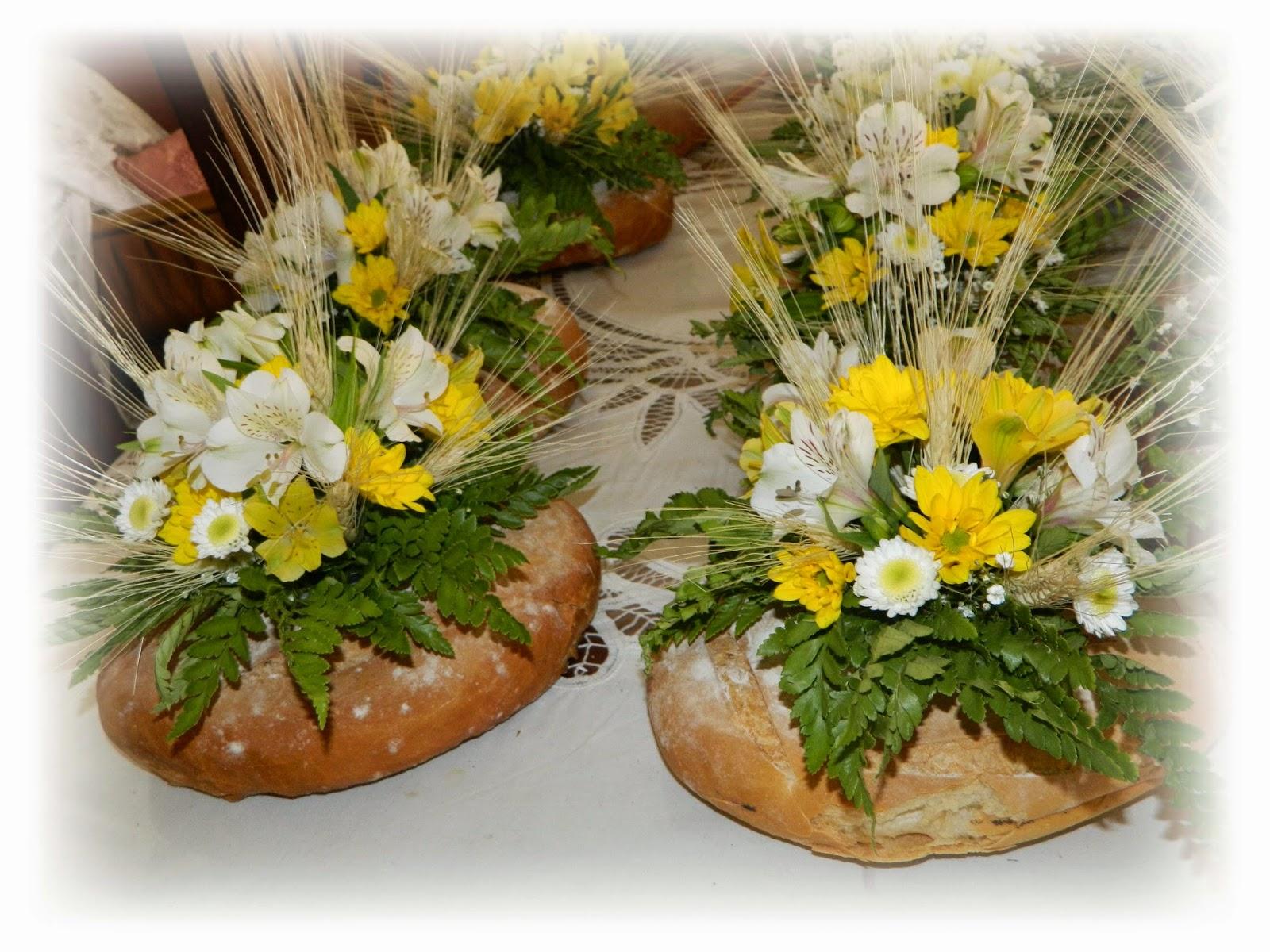 Centro d mesa d panes d ali creaciones noviembre 2012 for Mesa verona conforama