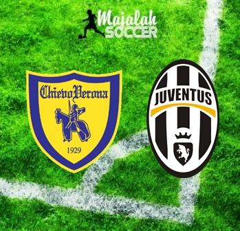 Chievo vs Juventus - Prediksi Bola Majalah Soccer