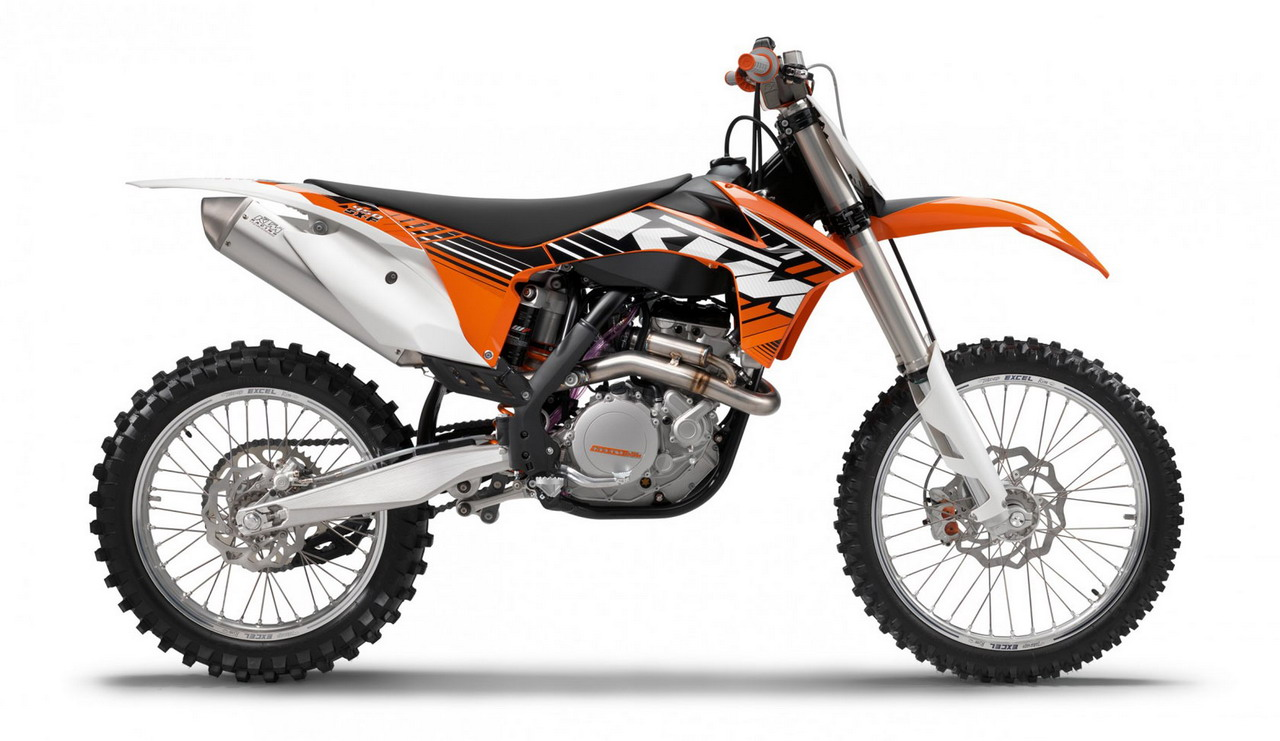 2012 Ktm 450 Sx F New Motorcycle