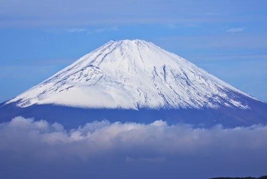 Gunung Berapi Paling Fotogenik Di Dunia
