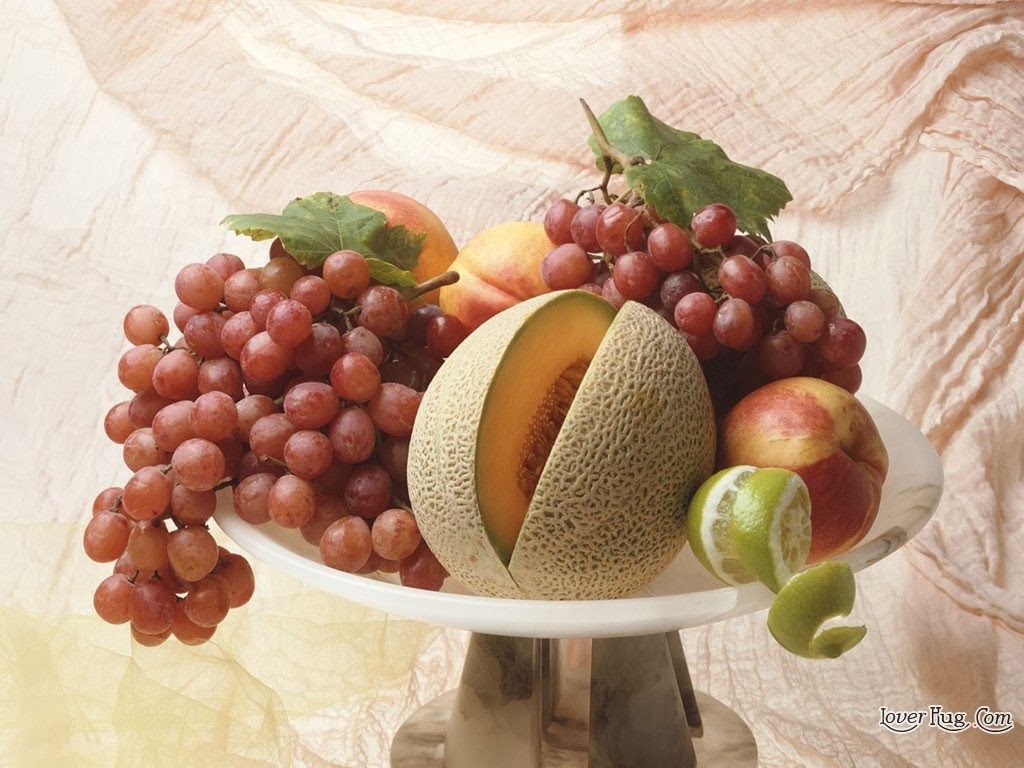 لذت سے بھرپور پھل