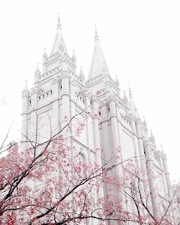 Mormon Temple Salt Lake City (Best Honeymoon Destinations In USA) 1