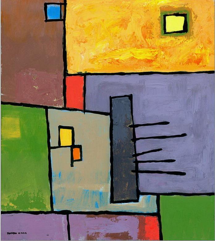 Pintura moderna y fotograf a art stica im genes de arte for Imagenes de cuadros abstractos faciles de hacer
