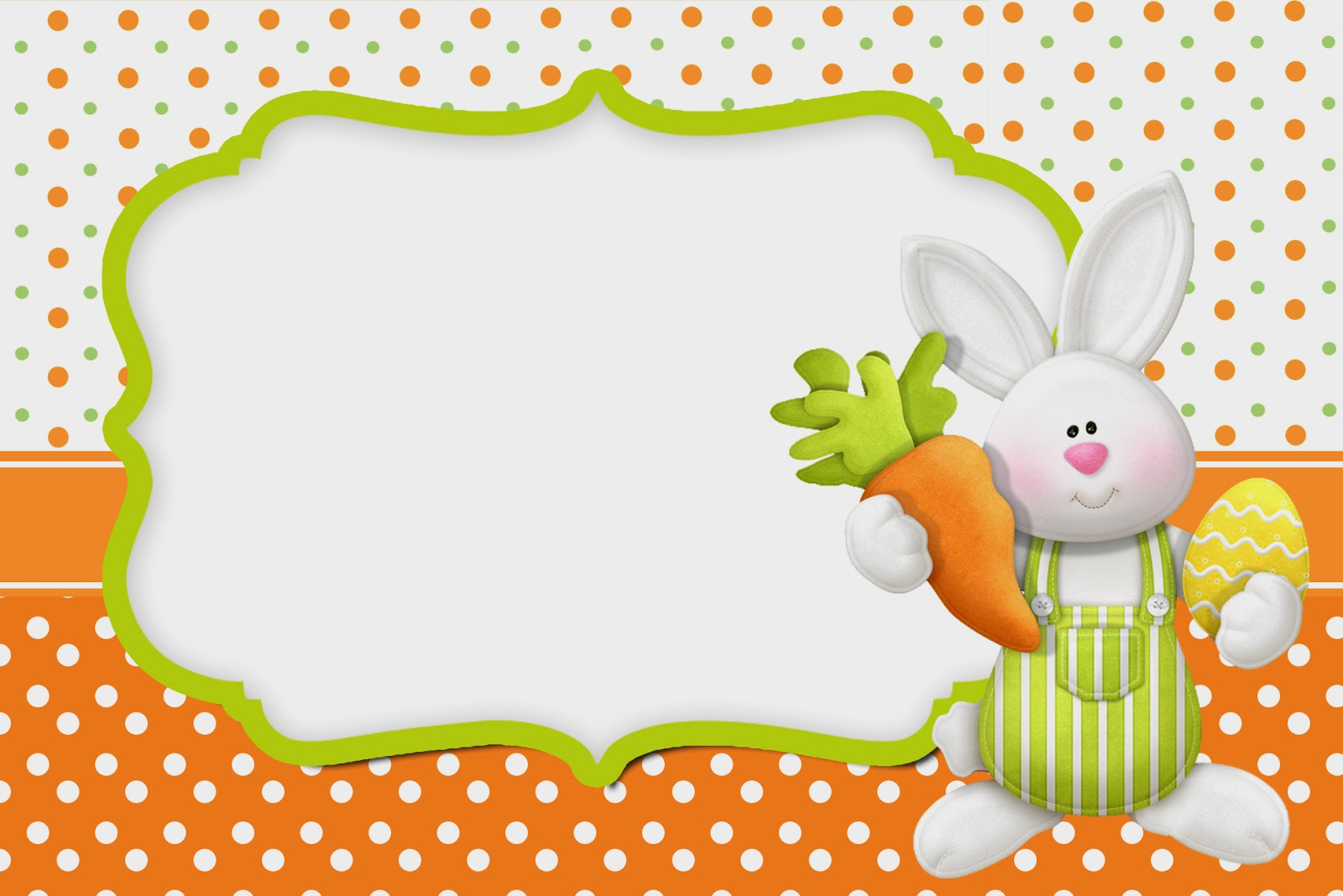 easter in orange free printable invitations is it for parties