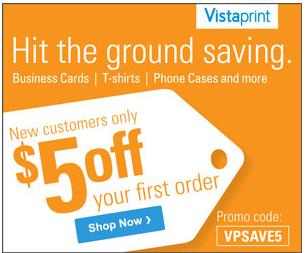 Free Printable Coupons Vistaprint Coupons
