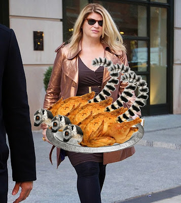 Kirstie Alley fat again funny
