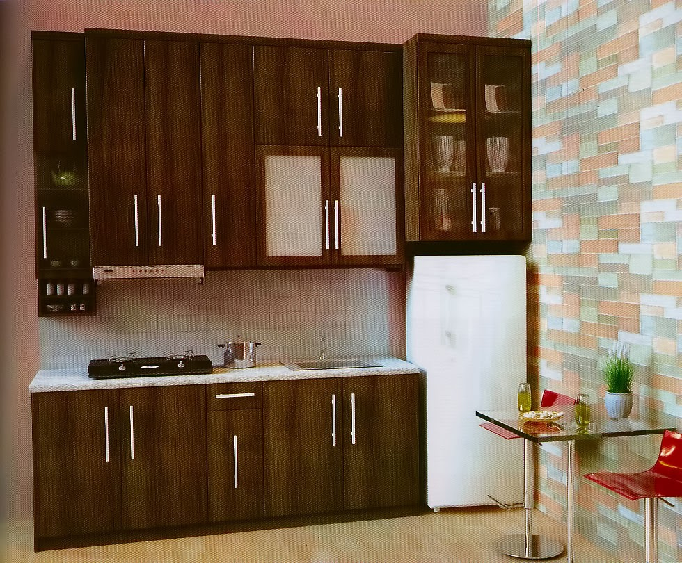 cara menentukan kitchen set dapur modern minimalis jual