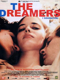 The Dreamers 2003 original film poster movieloversreviews.filminspector.com