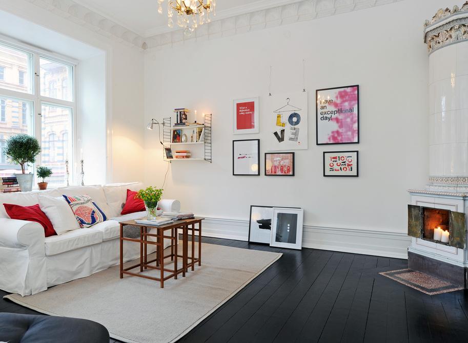 Swedish Interiors mix and chic: charming and chic swedish interiors! (part 1)